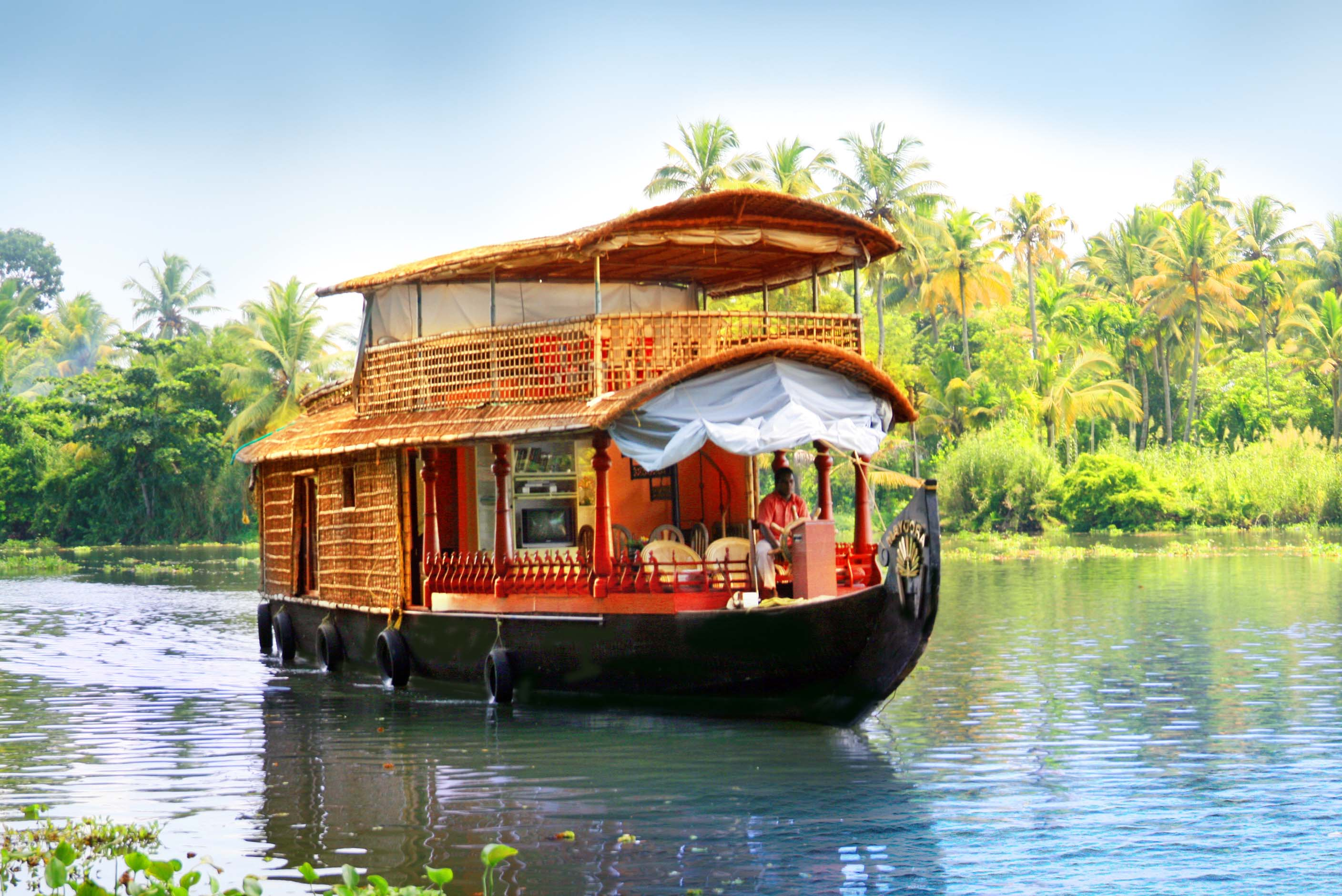 kerala tourism Kerala, frontiered by the western ghats in the east and the arabian sea in the west is one of the most visited tourist places kerala is a land where you can find tranquility, spirituality, adventure and bliss.